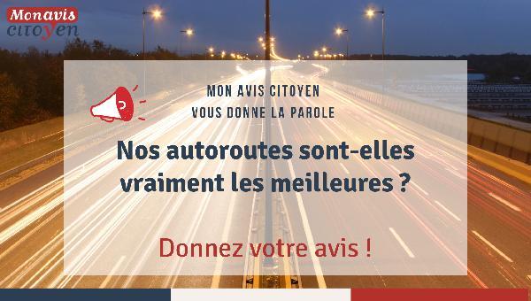 Image pour l'enquête Nos autoroutes sont-elles vraiment les meilleures ?
